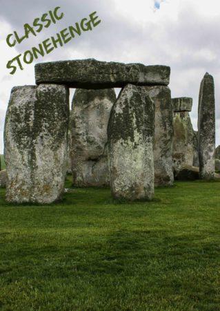 Classic Stonehenge Images, England, UK
