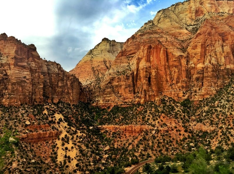Zion National Park photo by Olivia Christine