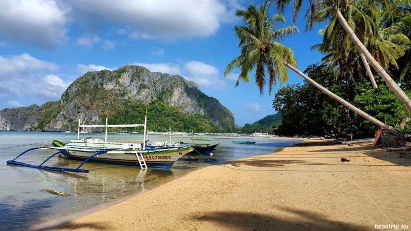 Corong Corong Beach, Palawan, Philippines
