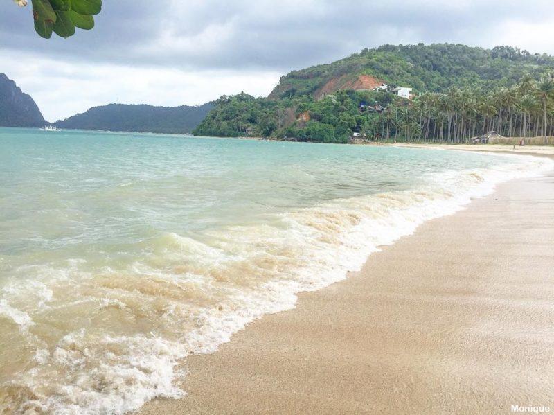 Marimegmeg Beach, Corong Corong, Palawan, Philippines