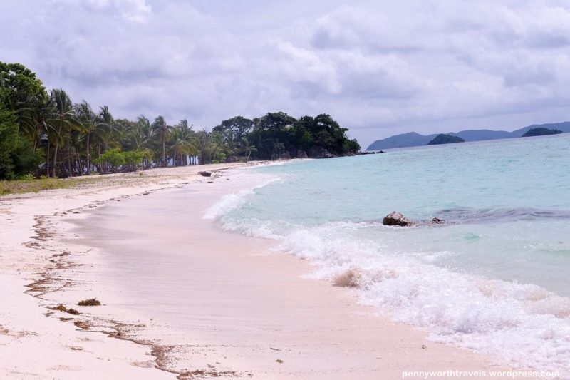 Banana Island, Coron, Palawan, Philippines