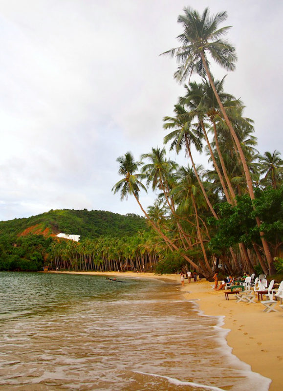 Corong Corong Beach, Palawan.