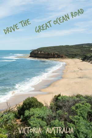Bells Beach (Australia's Most Famous Surfing Beach), one of many sites along the Great Ocean Road in Australia.