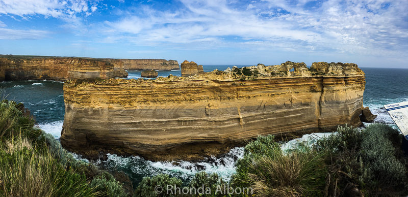 The Razorback along the Great Ocean Road in Australia