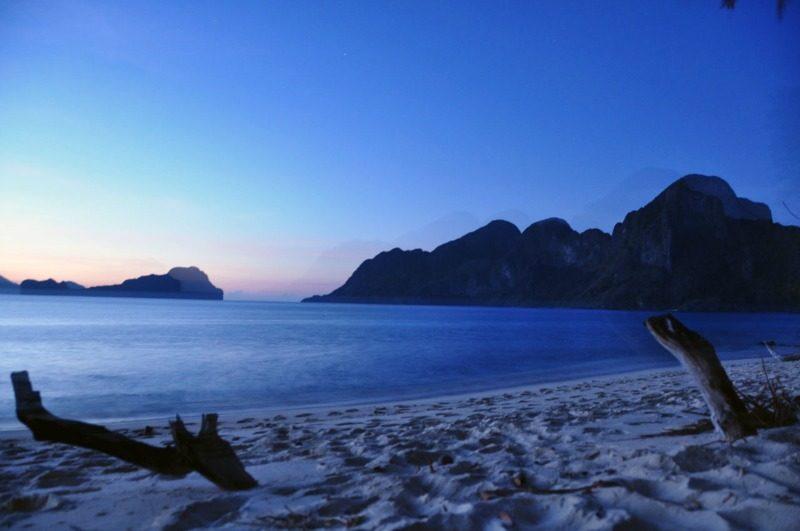 Ipil Beach, Palawan, The Philippines.