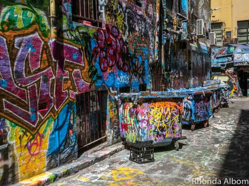 Rutledge Lane Melbourne Australia