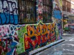 Explore Melbourne Street Art and Graffiti Laneways