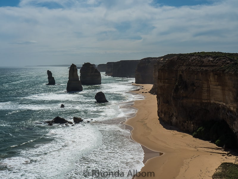 Twelve Apostles in Port Campbell National Park, Australia