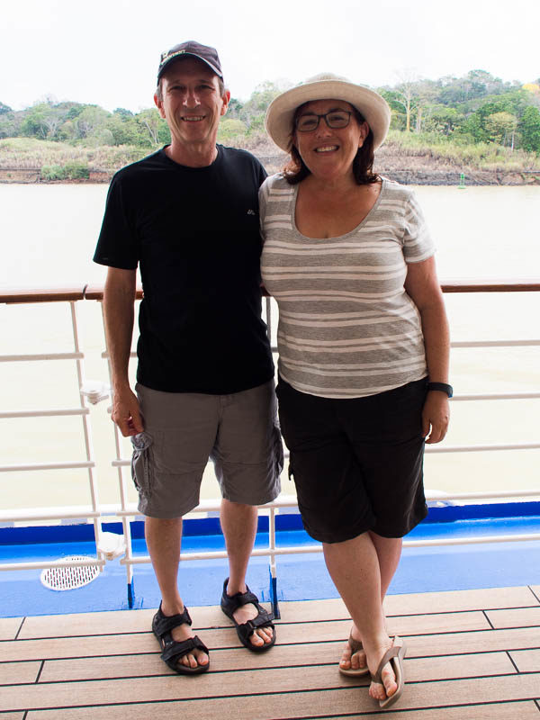Tips for packing light for cruising. Photo onboard Island Princess