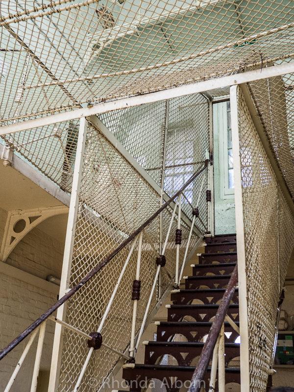 Inside J-Ward a lunatic asylum for the criminally insane in Ararat, Australia