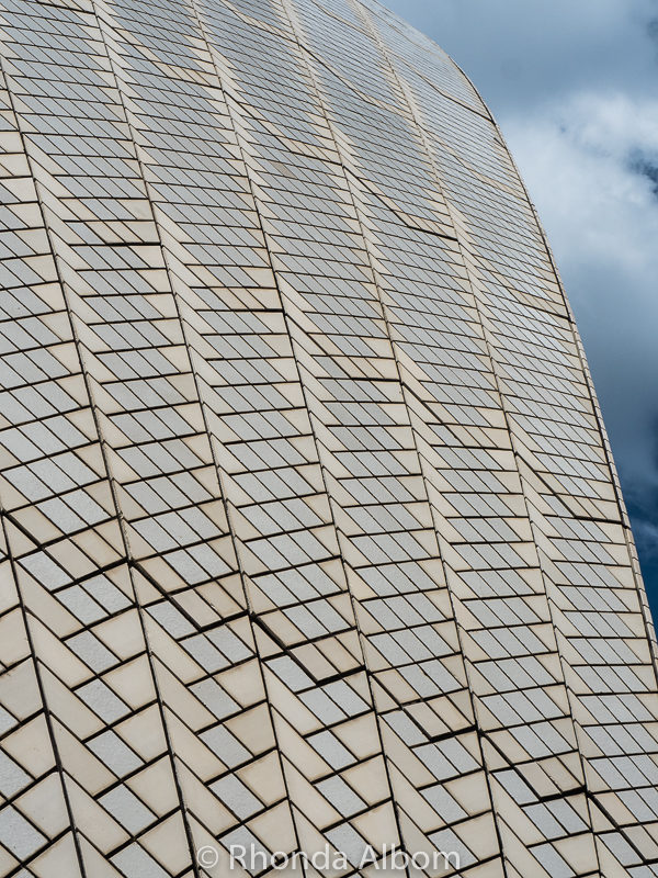 Sydney Opera House Tour: