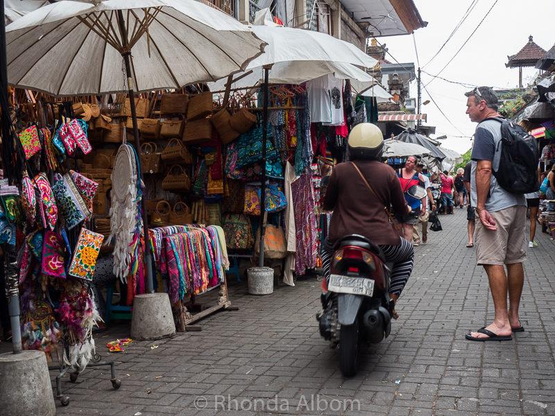 Market in Ubud, Bali