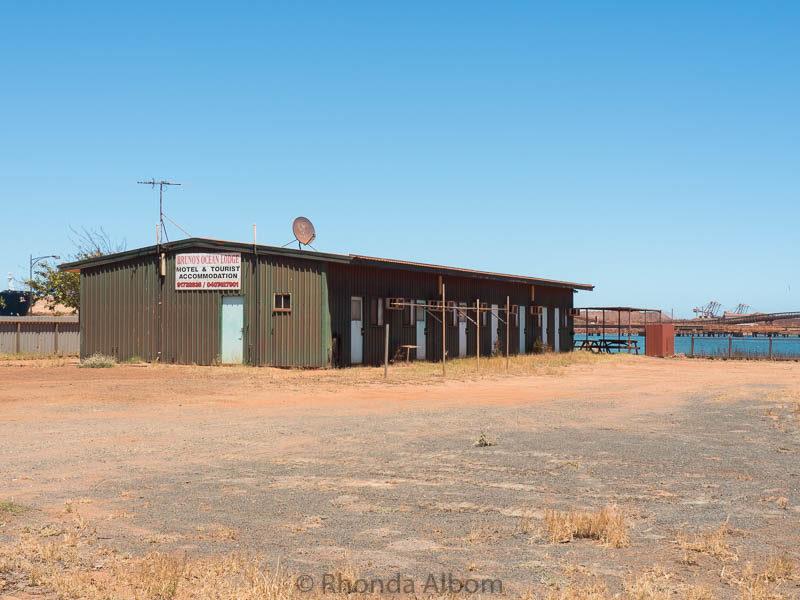 Bruno's Ocean Lodge in Port Hedland, Australia