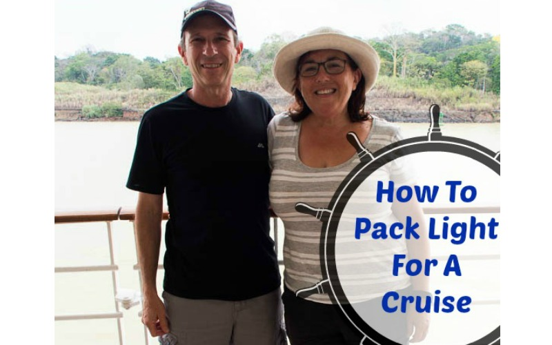 Packing Light for Cruise Travel and Having All You Need