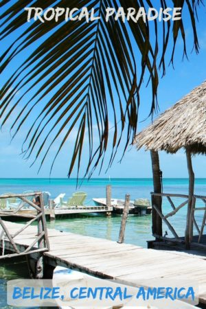 Have you thought about Belize lately? If not maybe this will inspire you: