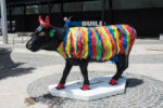 A Cow Parade and Other Interesting Sites in Perth Australia