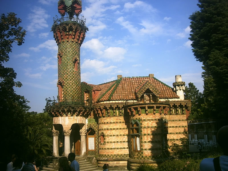 el Capricho by GaudiPhoto Credit: Creative Commons