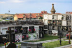An Unusual Cemetery in Comillas in Northern Spain