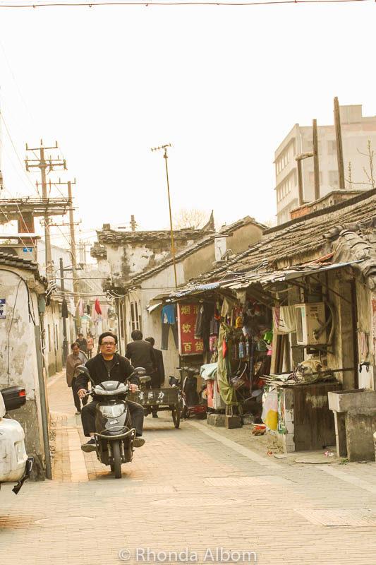 Pingjiang Historic Quarter of Suzhou China