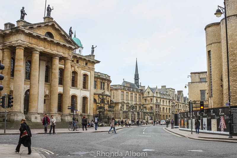 Oxford is a classic stop on any England road trip