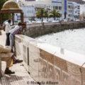 Corniche in Muscat Oman