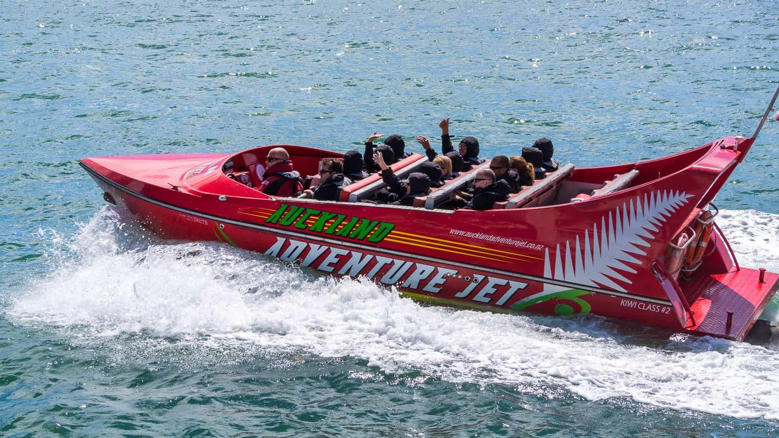 Adrenaline Rush Activities in Auckland