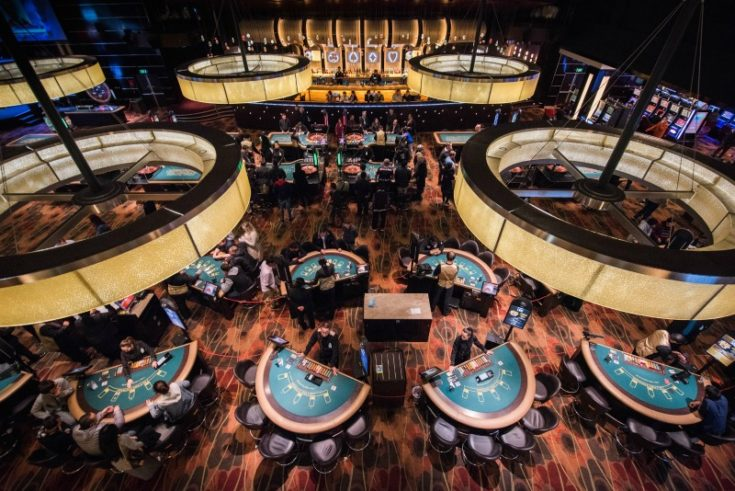 Try your luck in SkyCity, New Zealand's largest casino