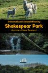 International award winner: Shakespear Park in Auckland New Zealand