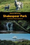 Award winning Shakespear Park in Auckland New Zealand