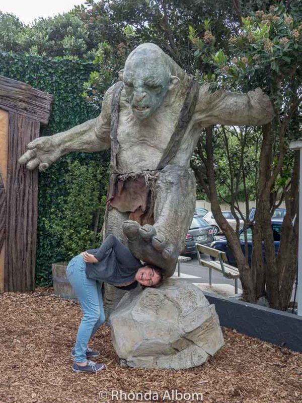 The Weta Cave is a Wellington must see for Lord of the Rings fans visiting New Zealand
