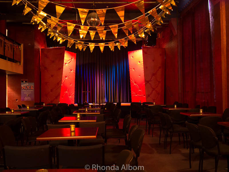 Classic Comedy club is the place to go for laughs  on an Auckland night.