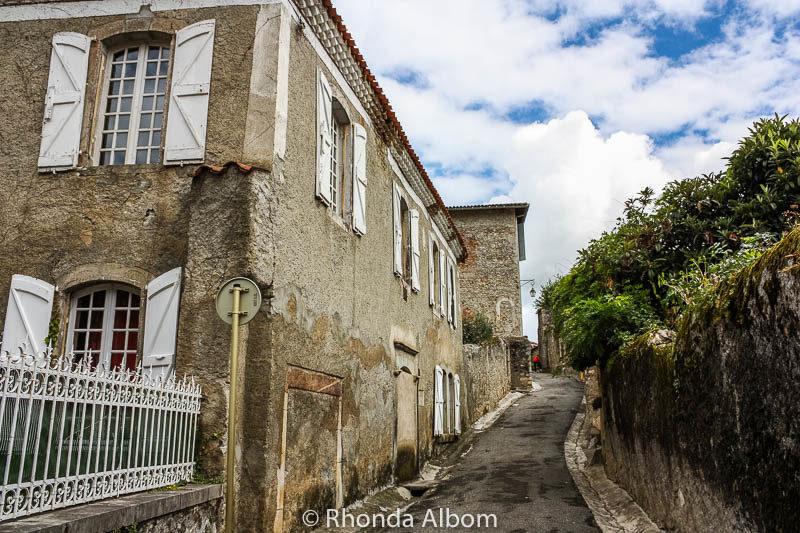 Saint Bertrand de Comminges, France