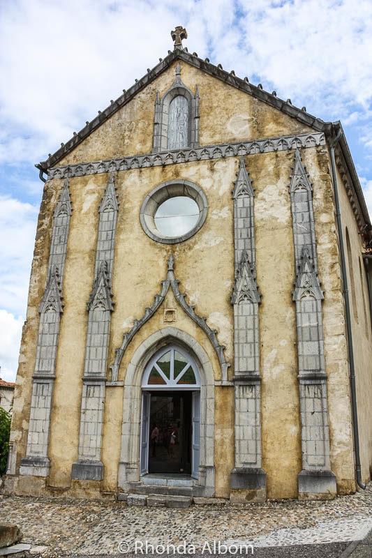 Saint Bertrand de Comminges, France The Olivetains