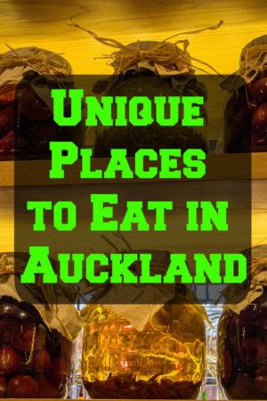If you are looking for places to eat in Auckland (New Zealand's largest city), check these 20 unique restaurants