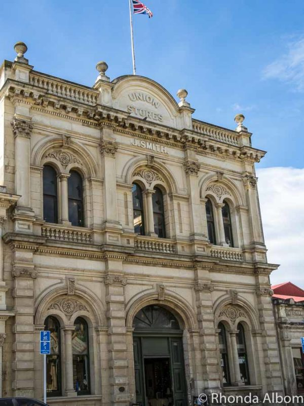 Oamaru's Victorian Prescient in New Zealand