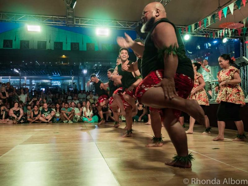 Salsa with a Pacific Island twist at the Auckland Latin Festival in New Zealand