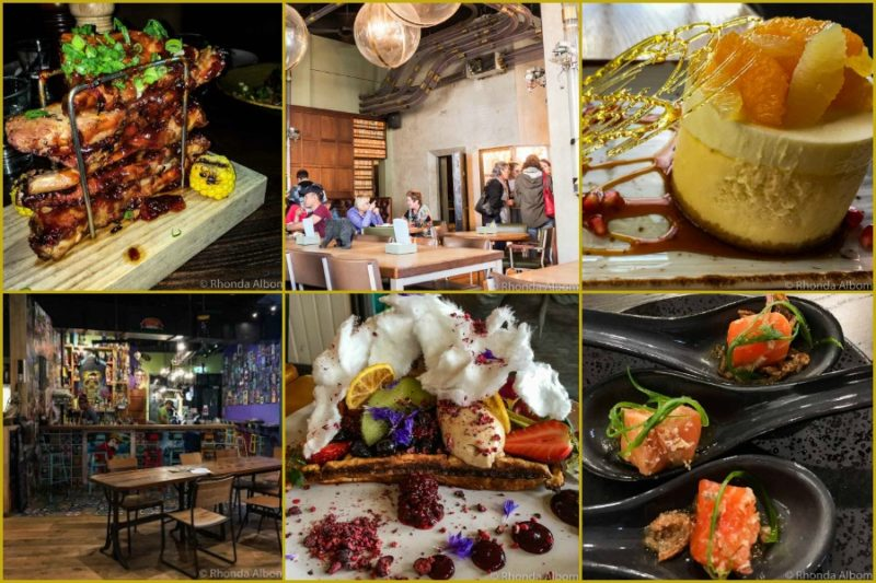 Where to eat in Christchurch New Zealand