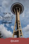 Seattle Itinerary for a weekend in Seattle Washington