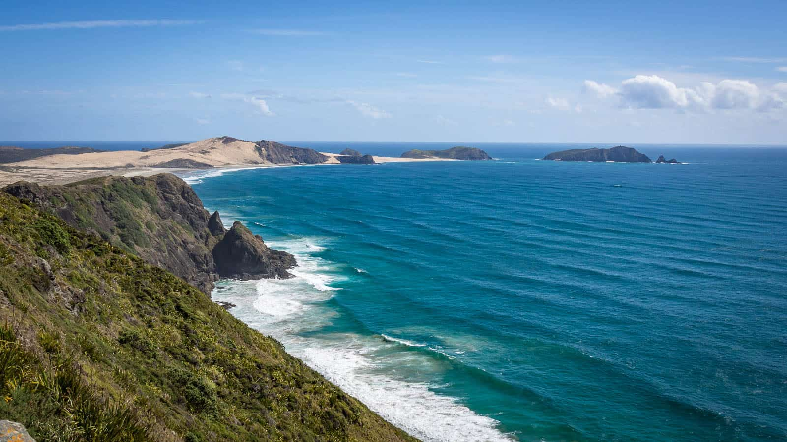 Auckland to Cape Reinga driving itinerary
