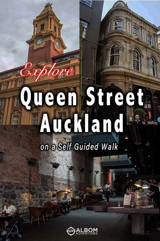 Queen Street Auckland: Self-Guided Walk Uncovers Quirky Facts