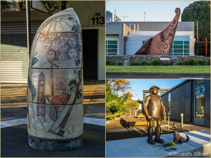 Interesting and unusual carvings