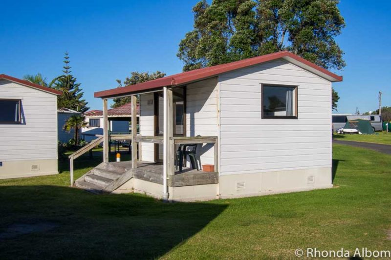 Papamoa holiday accommodation in New Zealand