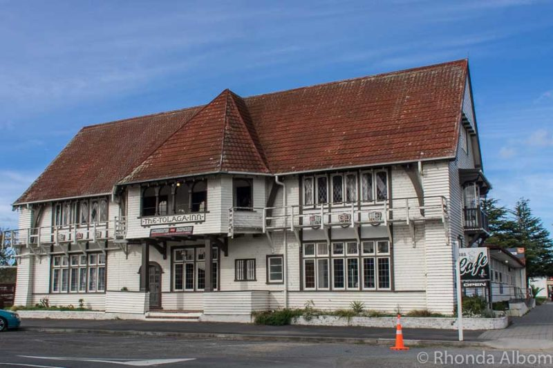 Tolaga Inn, Tolaga Bay, New Zealand