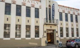 Enjoy Napier Art Deco Buildings with a Walking Tour