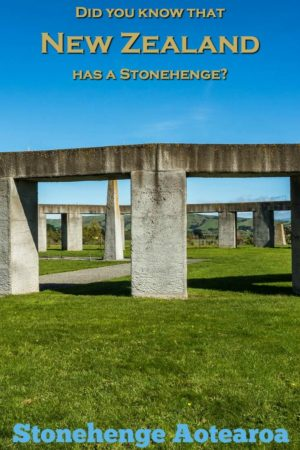Did you know there is a Stonehenge in New Zealand? Called Stonehenge Aotearoa, click on the article to learn more about it and what it can do.