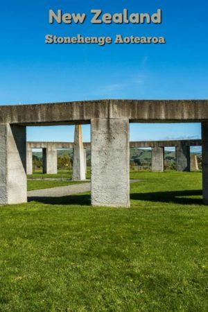Take a virtual tour ofStonehenge Aotearoa in New Zealand