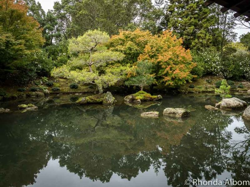 Japanese Garden of Contemplation, Hamilton Gardens, Hamilton New Zealand