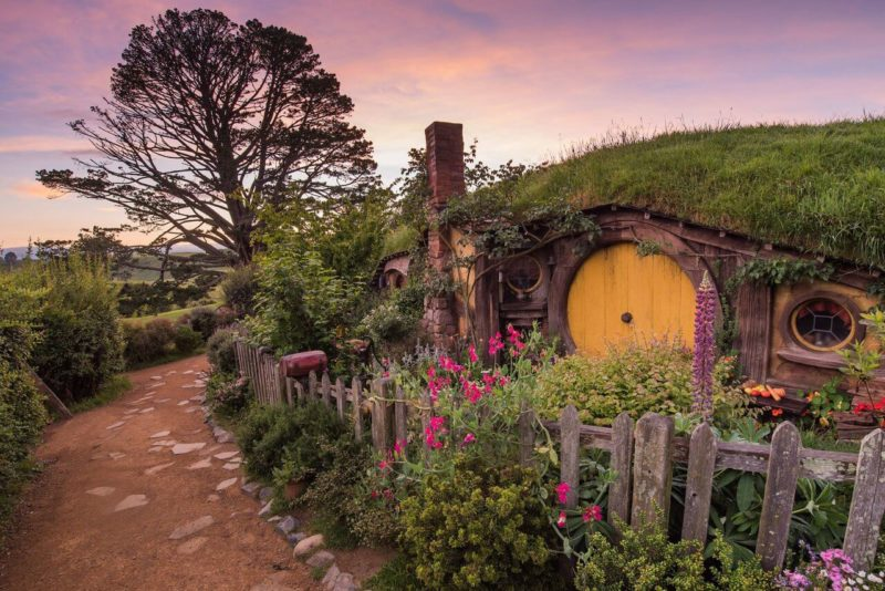 Hobbiton Movie Set one of the highlights of any New Zealand travel itinerary