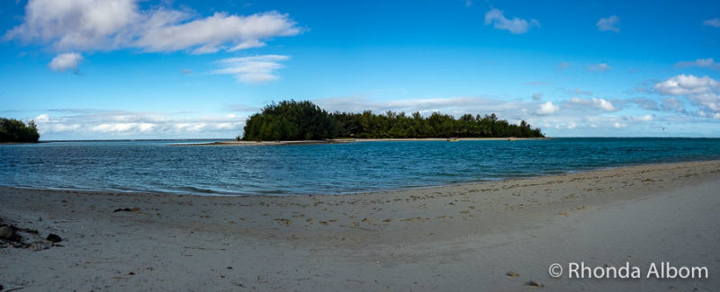 Muri Beach Lagoon, Rarotonga, Cook Islands