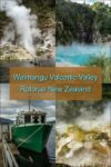 Waimangu Volcanic Valley is an untouched and ever-changing landscape created with the eruption of Mt Tarawera in 1886
